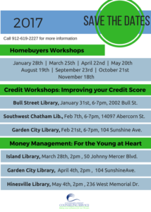 Save the Dates: Upcoming CCCS Workshops