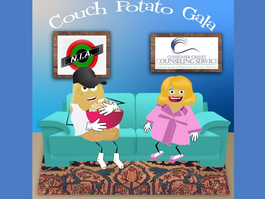 Couch Potato Gala