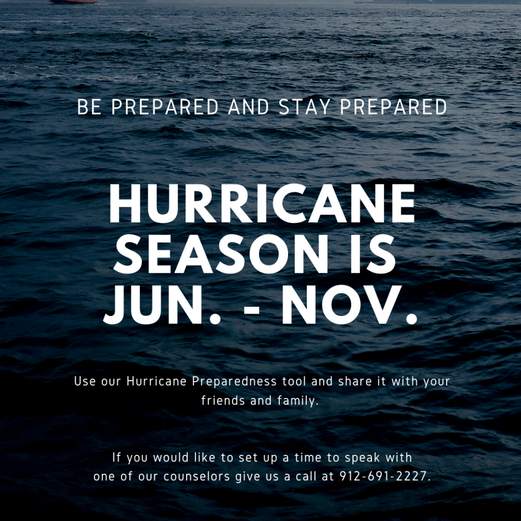 Hurricane Season goes until when?