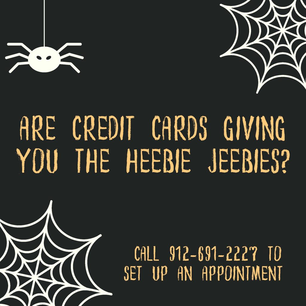 Are Credit Cards Creeping You Out?