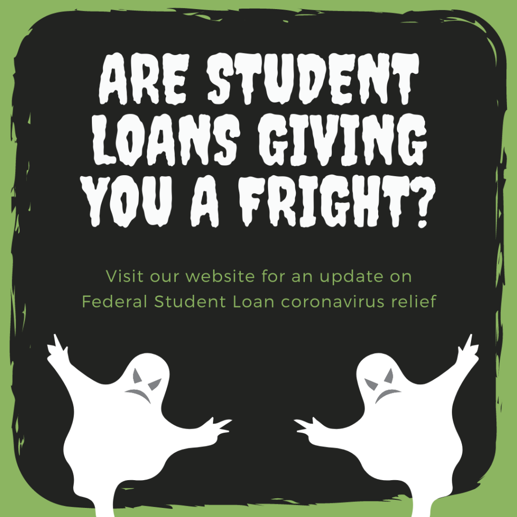 Are Student Loans Frightening You?